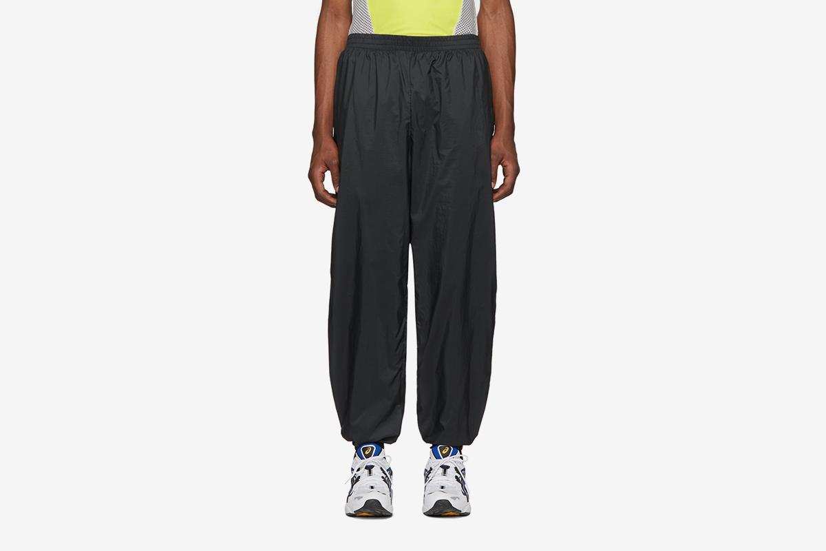 Nylon Track Pants
