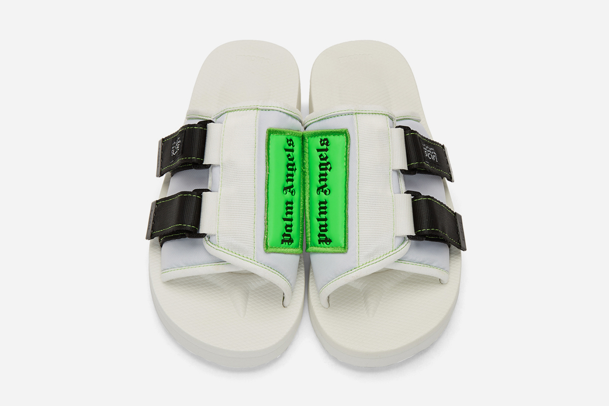 Suicoke Edition Patch Slides