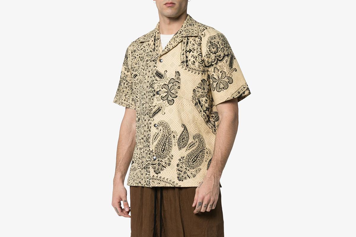 Iranian Print Shirt