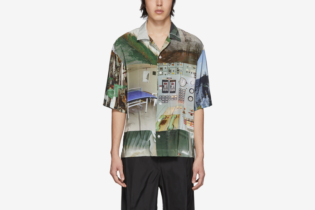 Workers Grid Shirt