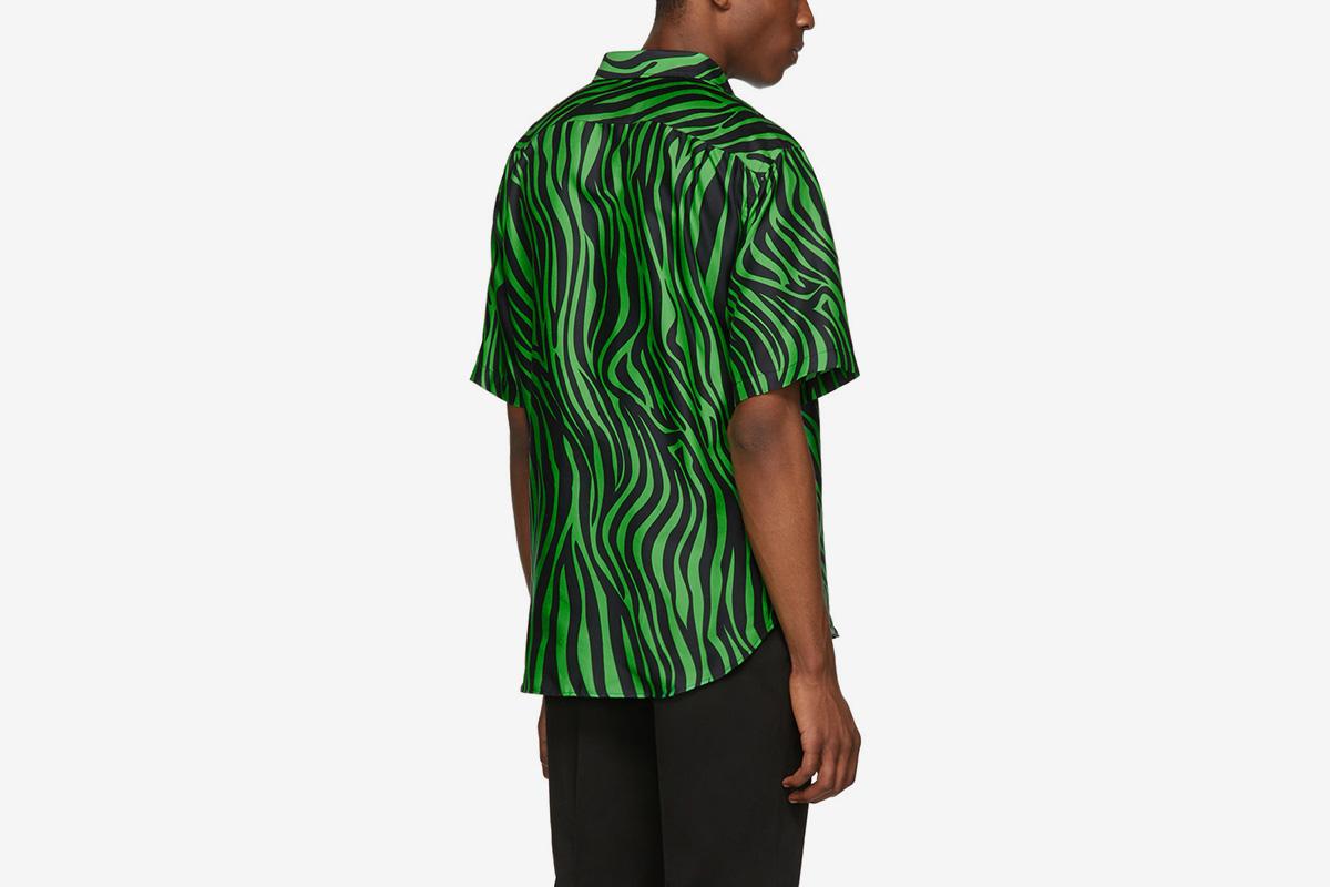 Model 1 Short Sleeve Shirt