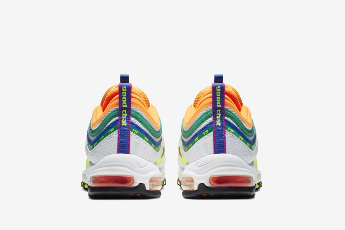 "Air Max 98 ""London Summer of Love"""
