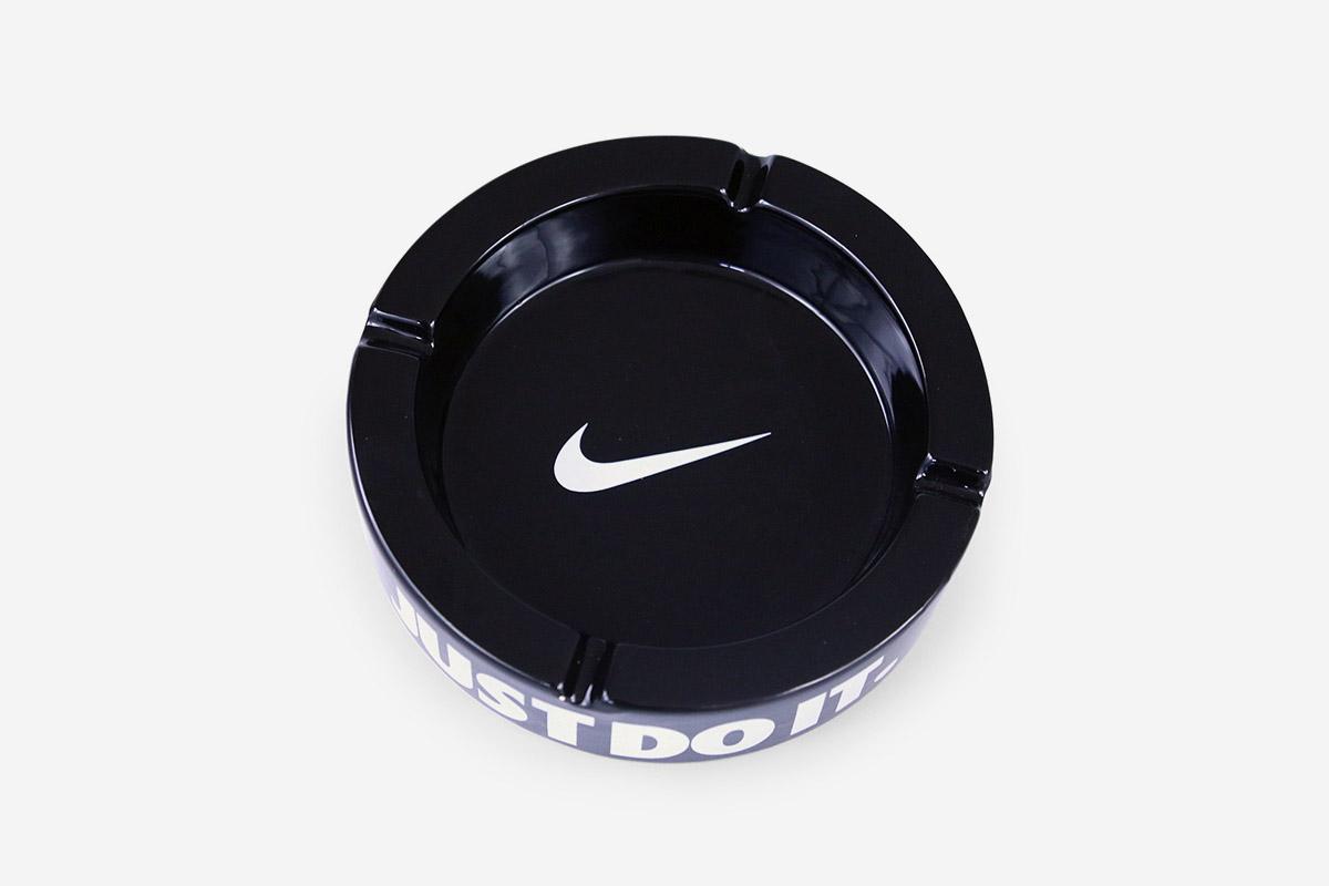 Ceramic Nike Ashtray