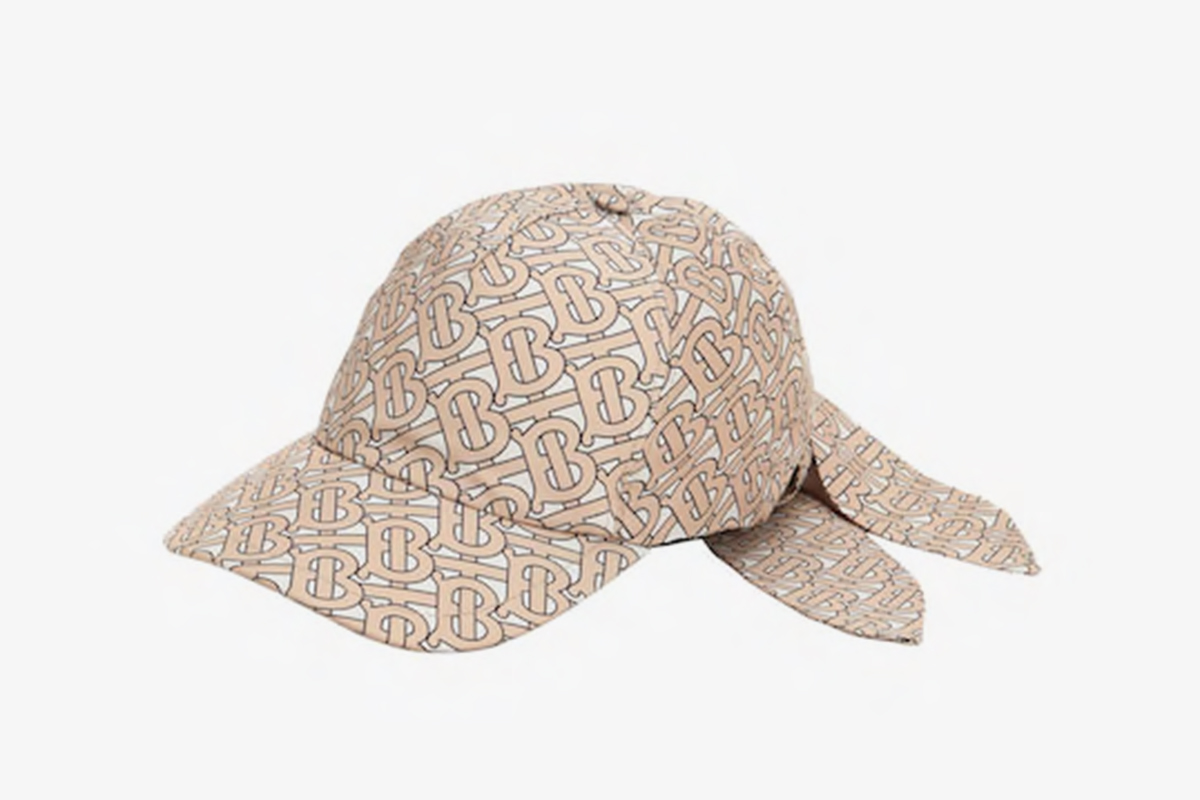 Monogram Silk Hat