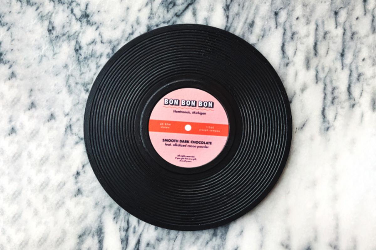 Dark Chocolate Record
