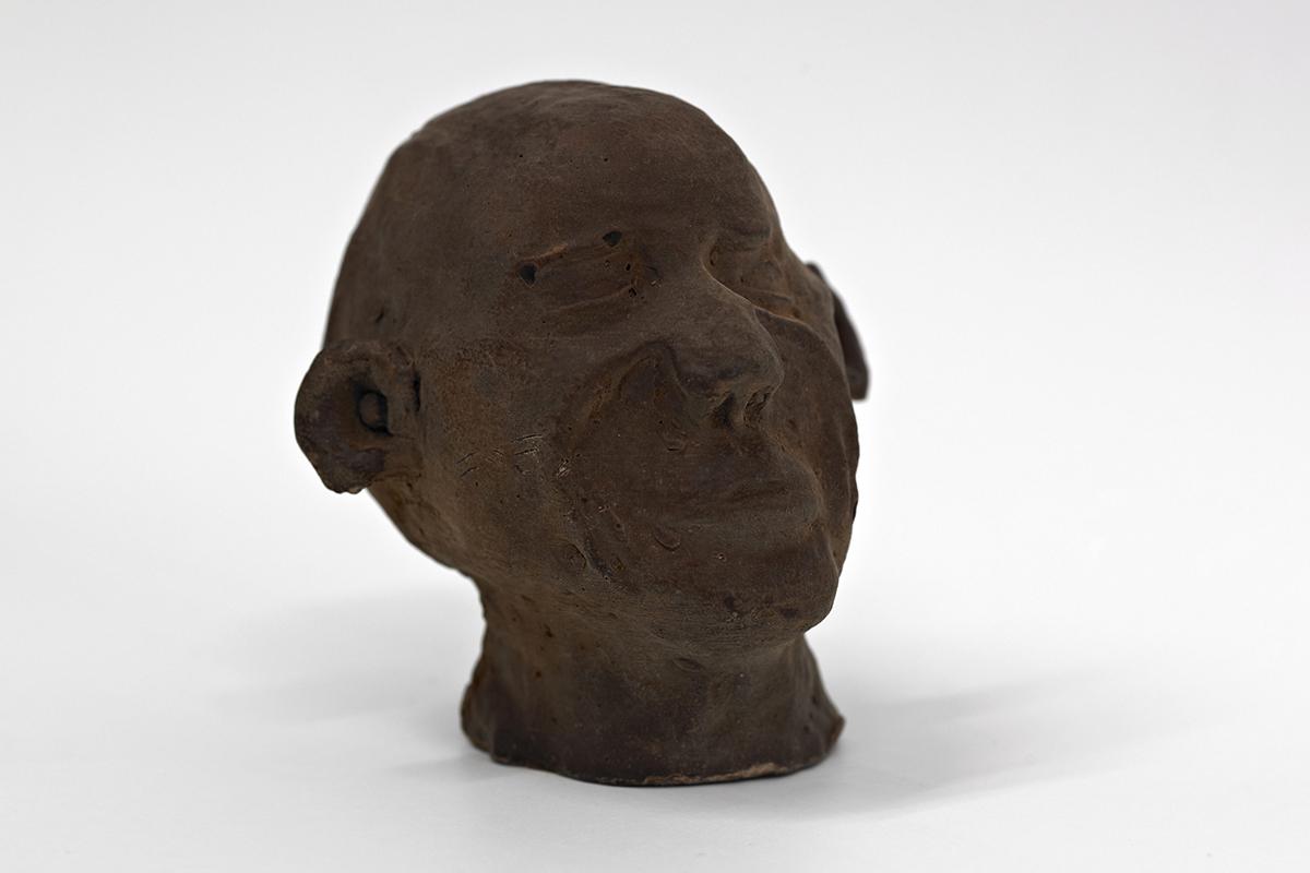 Chocolate Self Portrait By Daniel Manenga