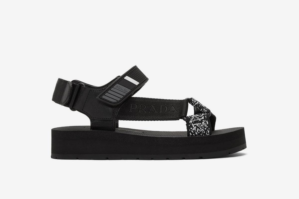 Velcro Nomad Sandals