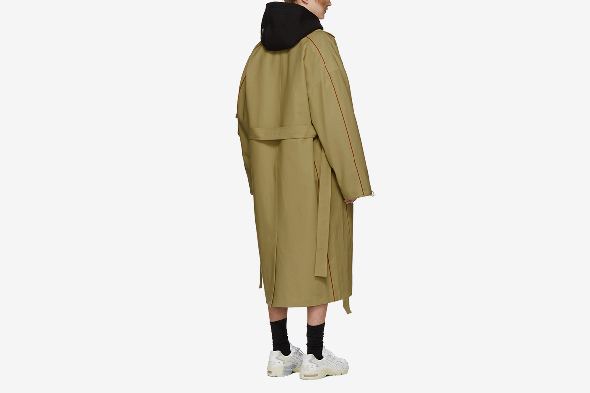 ASCC Trench Coat