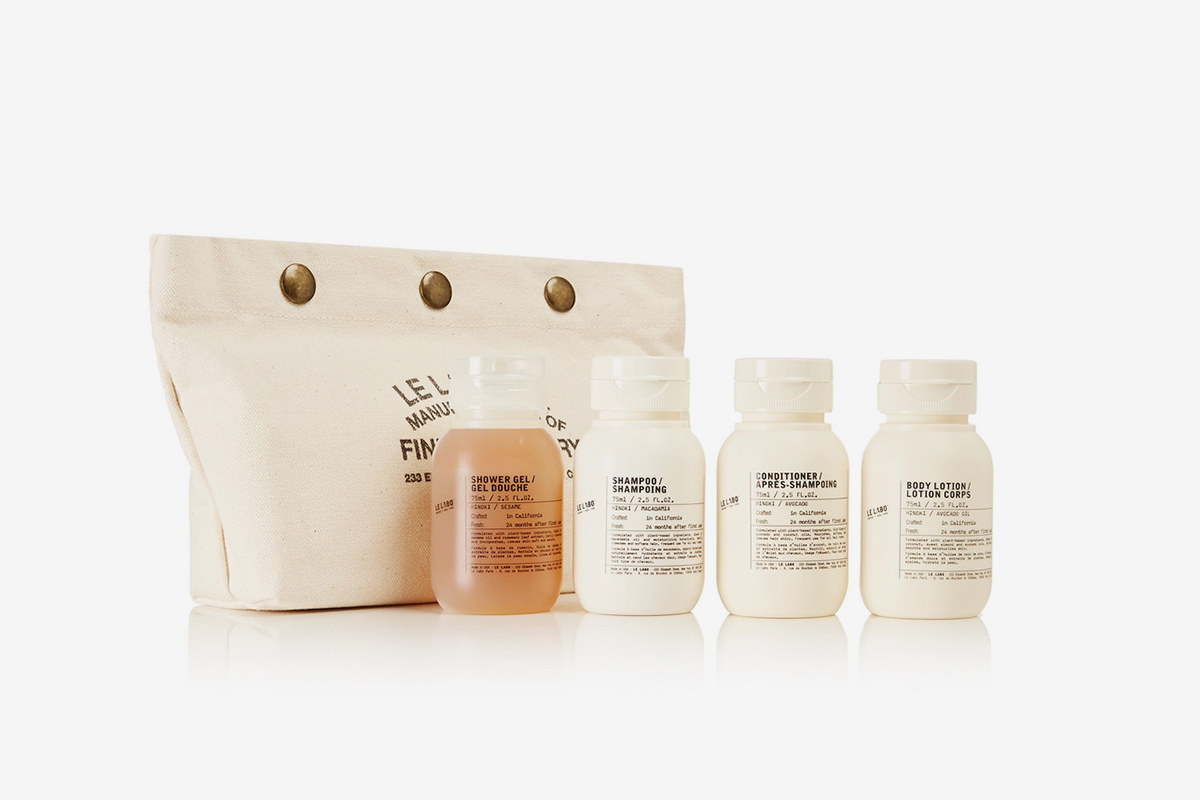 Body & Hair Travel Set - Hinoki