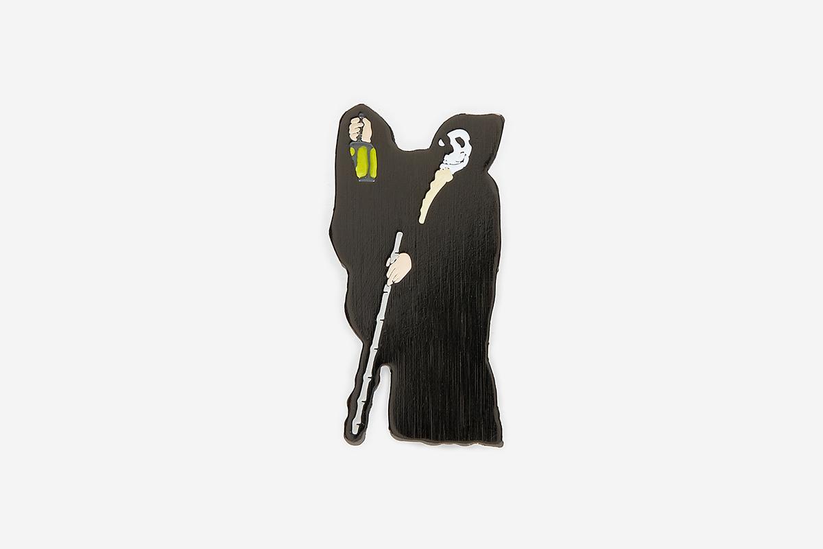 Reaper Pin