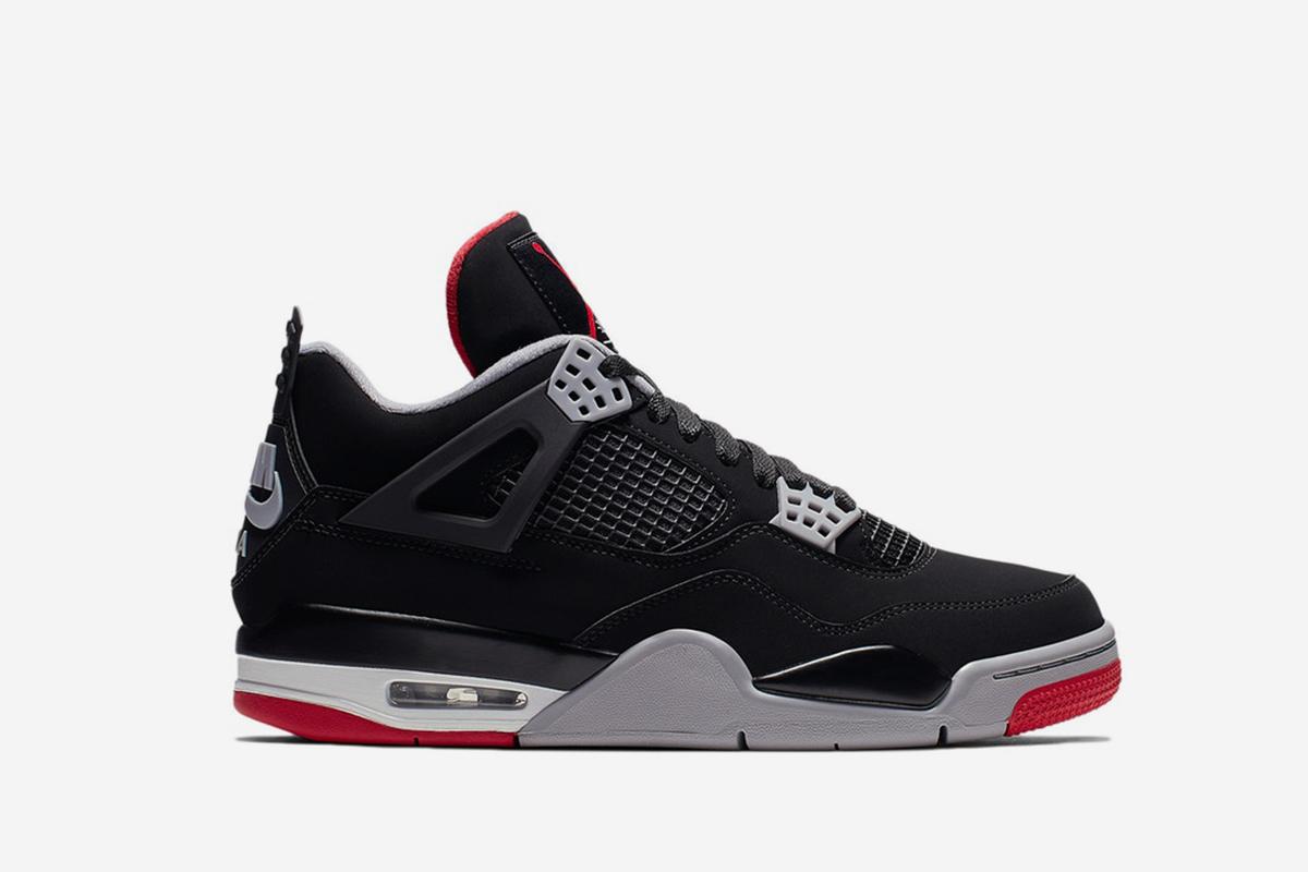 Jordan 4 Retro Black Cement (2019)