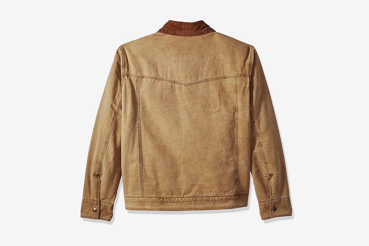 Ranch Cotton Duck Jacket