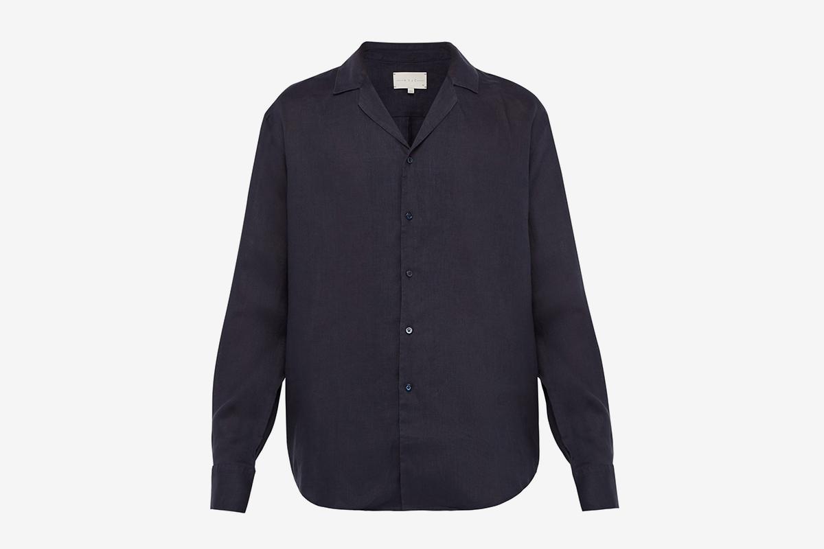 The Jacques Linen Shirt