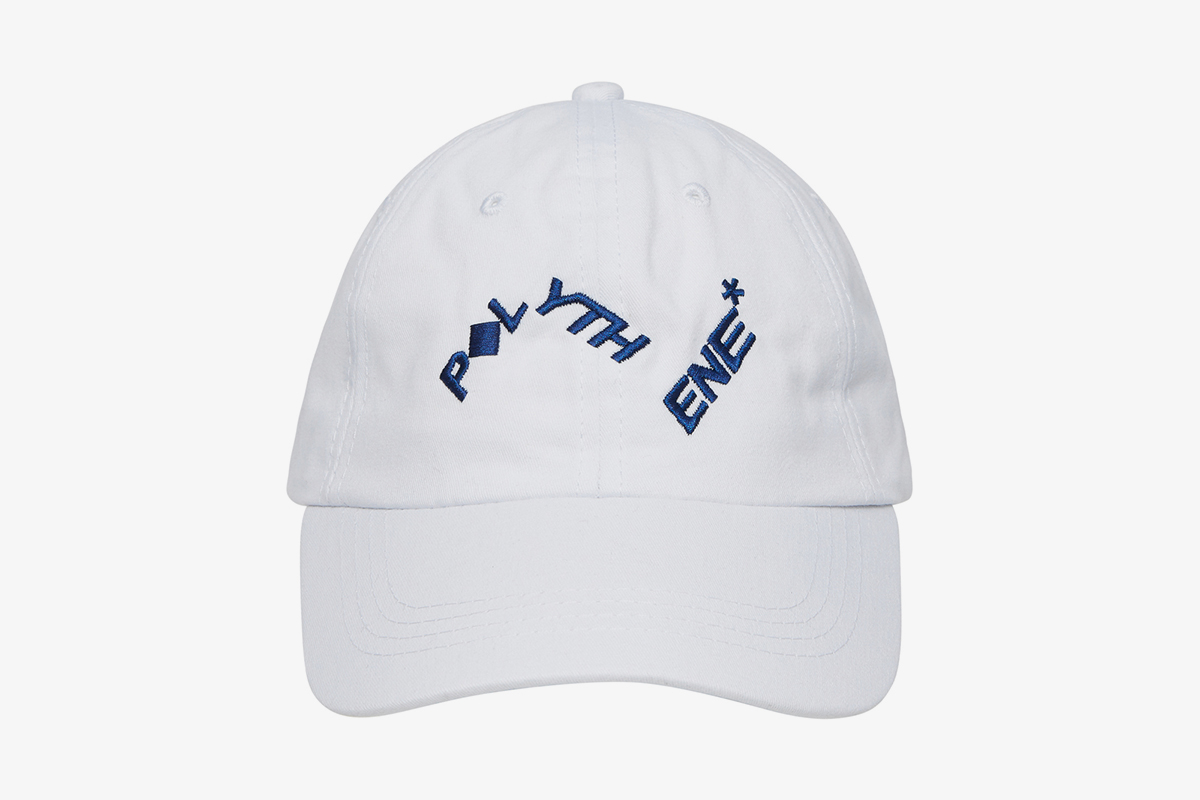 Distorted Logo Cap