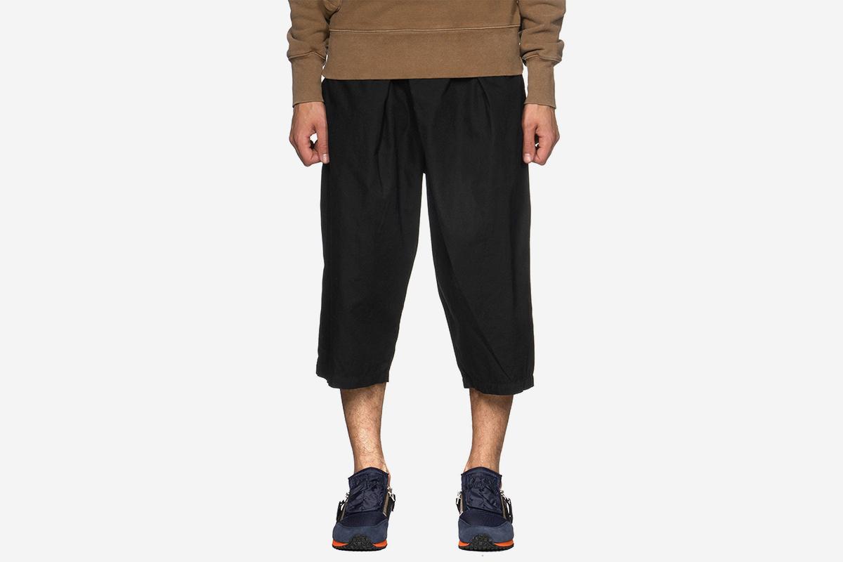 Ox Cloth Shimokita Wrap Pants