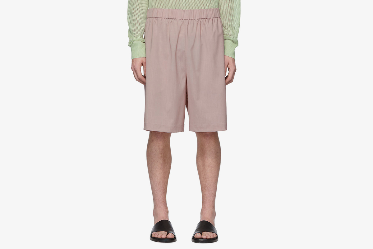 SSENSE Exclusive Wool Shorts