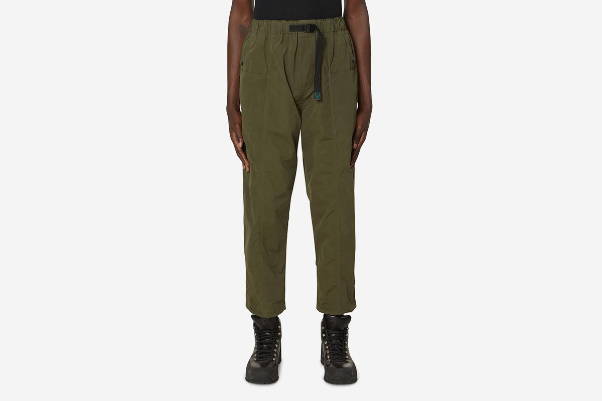 Chino Pants Olive
