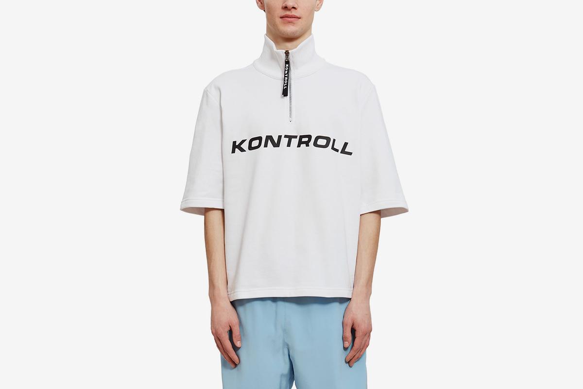 Kontroll Half-Sleeve Top