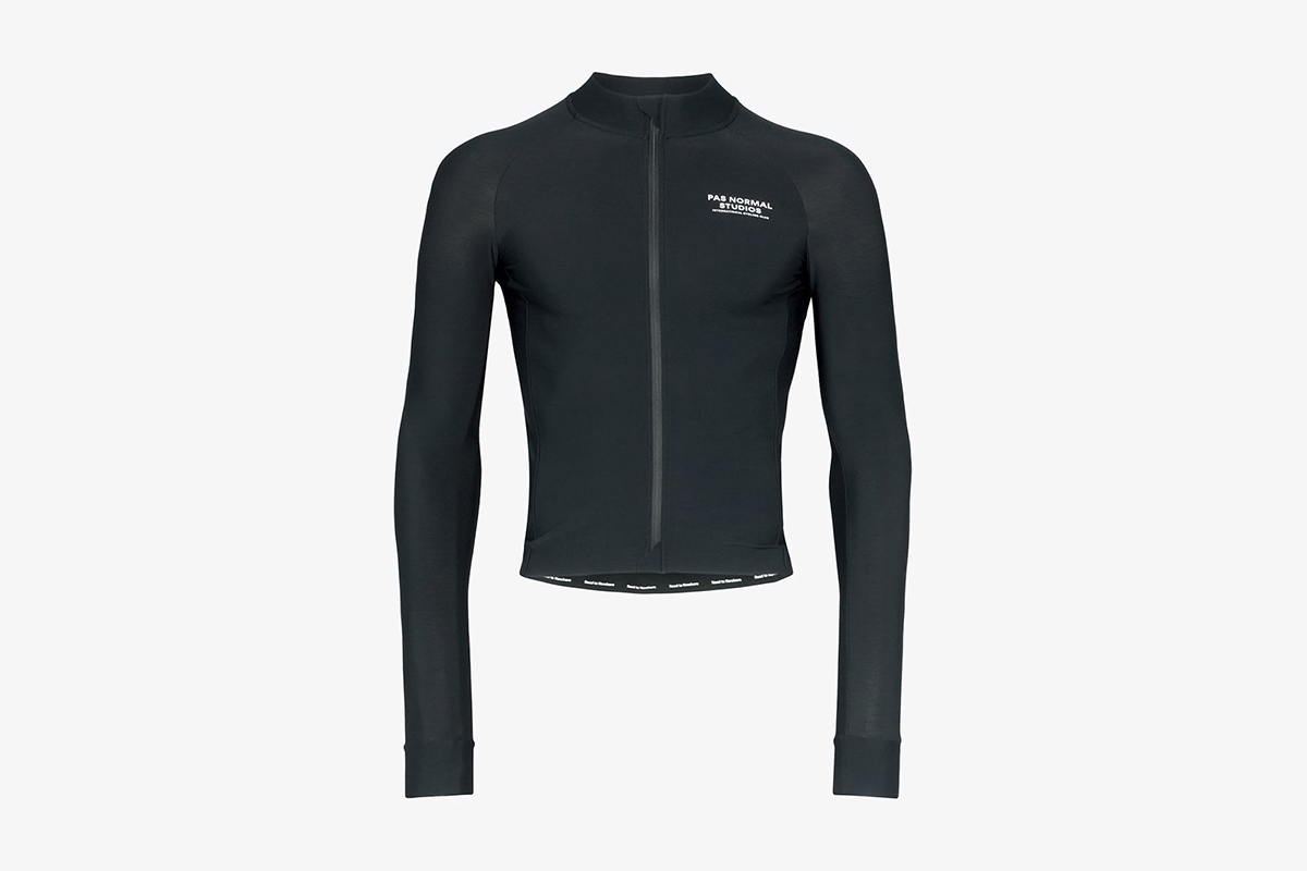 Mechanism Long Sleeve Jersey Top