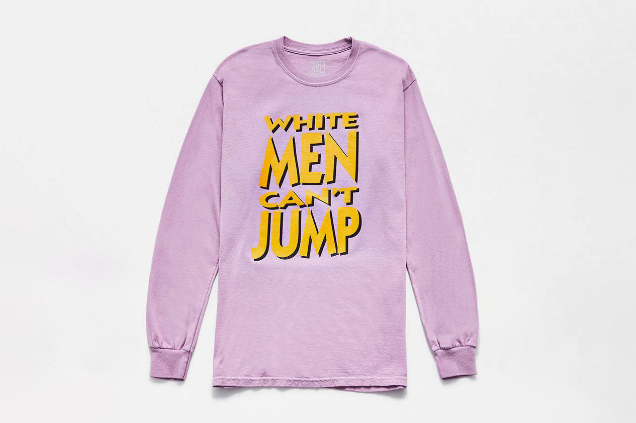 White Men Can't Jump Sidney Long Sleeve T-Shirt