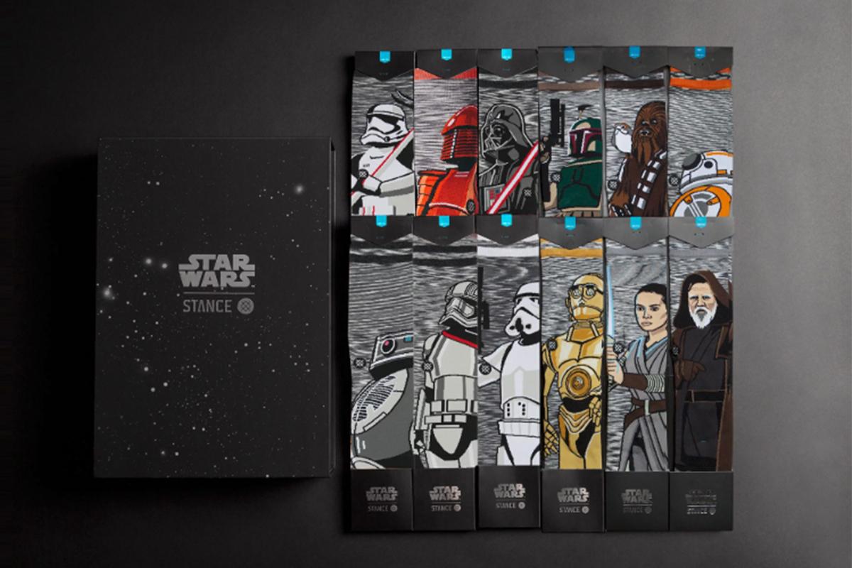 The Force 3 Socks