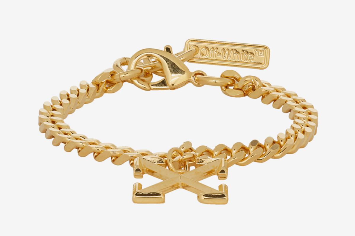 SSENSE Exclusive Arrow Bracelet