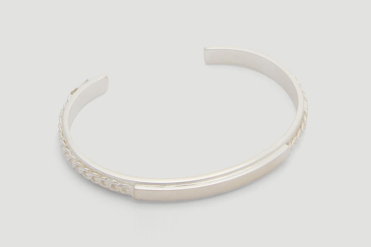Curb Chain Bangle