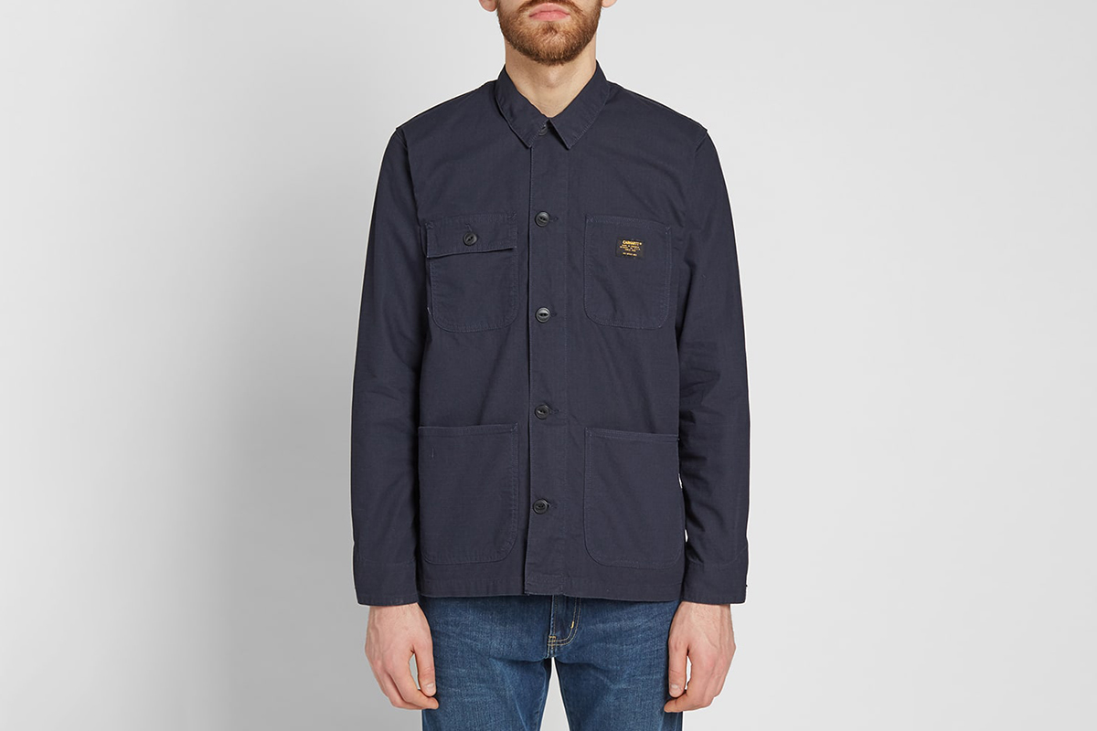 Michigan Shirt Jacket