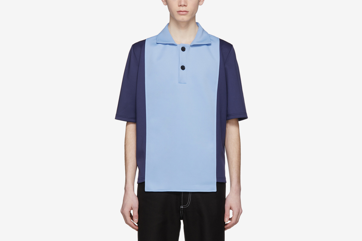 SSENSE Exclusive Panelled Polo
