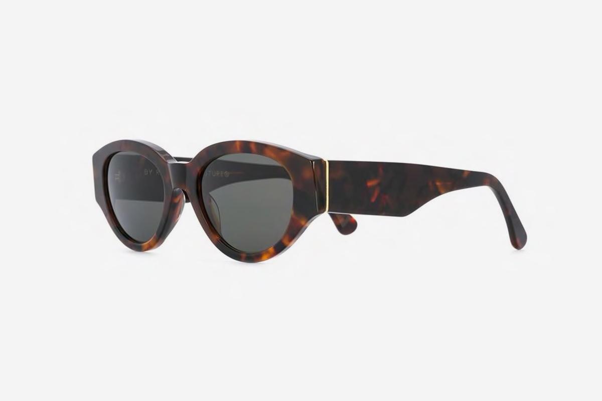 Drew Mama Oval Sunglasses