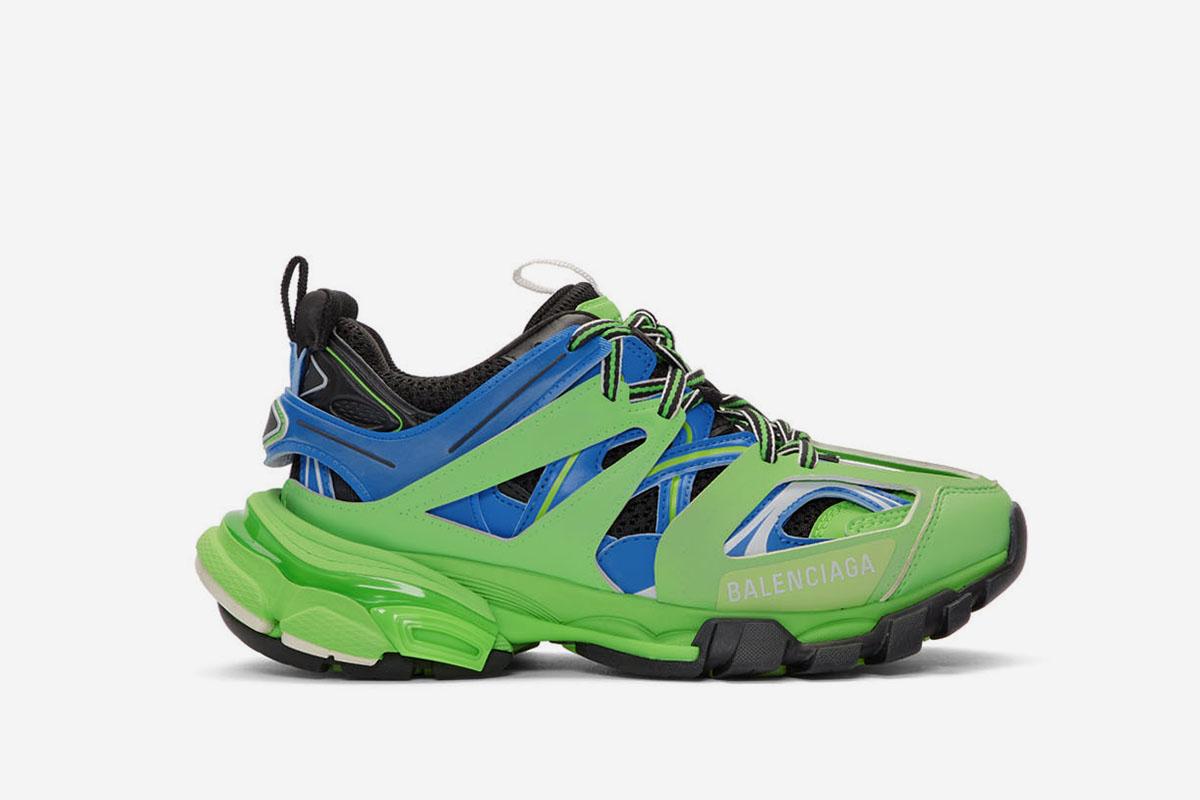 Track Runner Sneakers