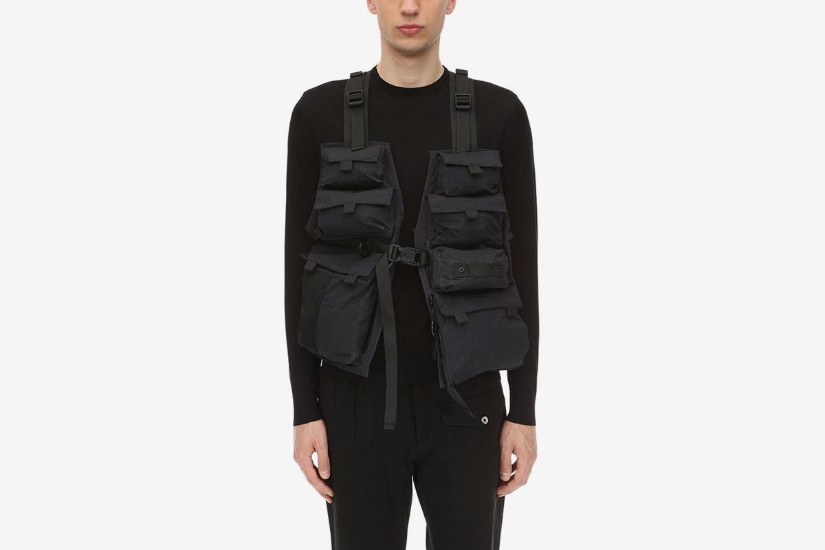 Nylon Military System Vest