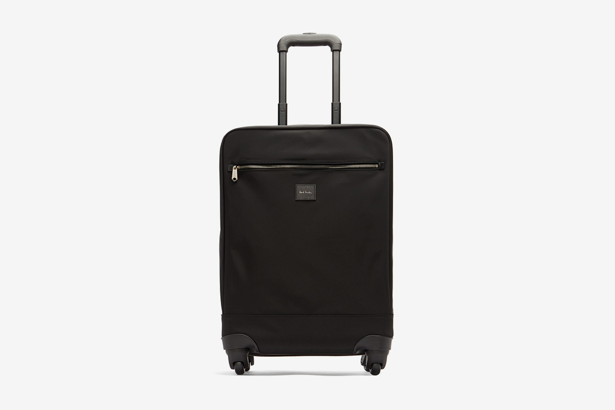Signature-Striped Cabin Suitcase