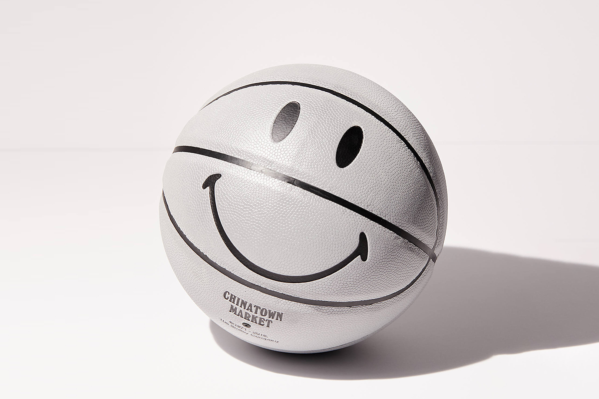UO Exclusive 3M Reflective Basketball