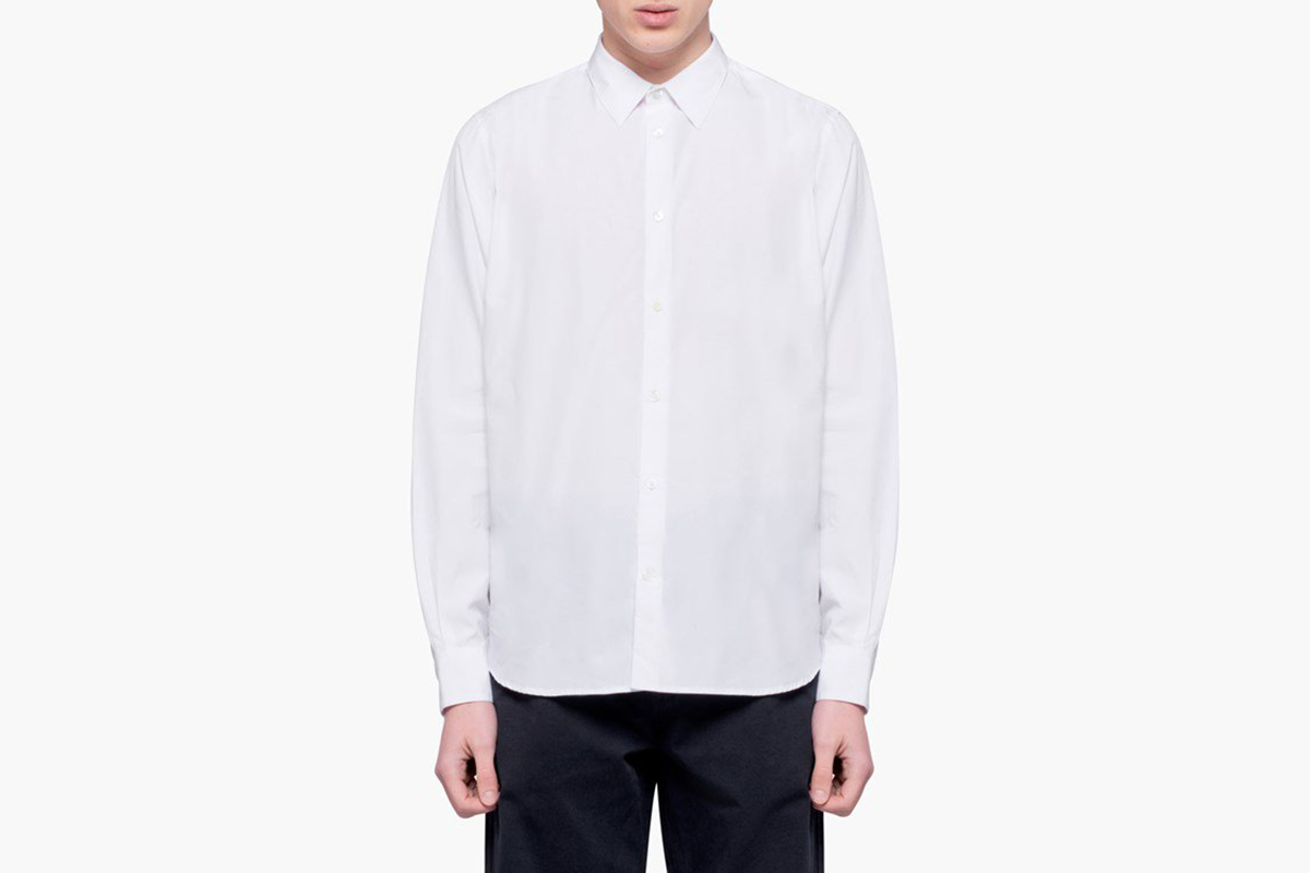 Hans Classic Poplin Shirt
