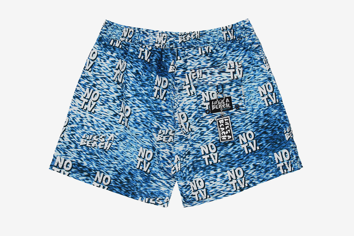 No Tv Swim Shorts