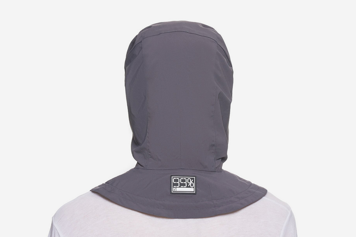 Covered Hood