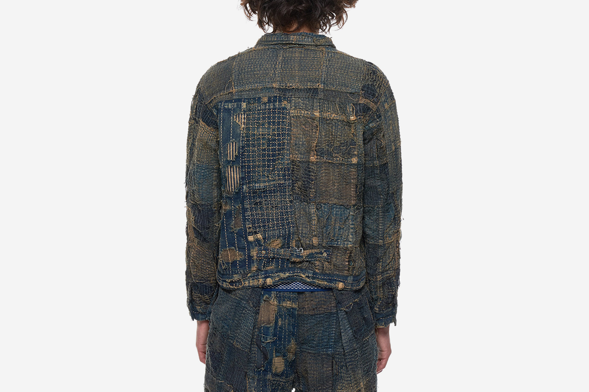 Boro Denim Jacket