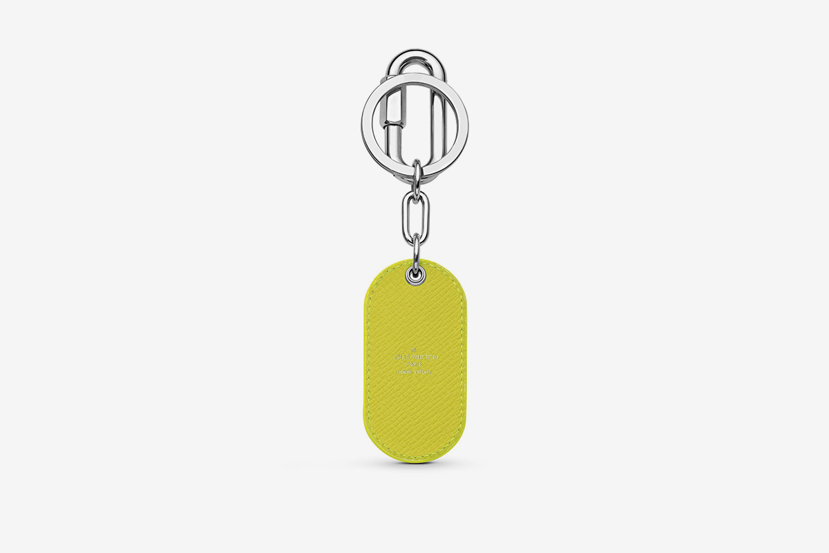 Military Tab Charm And Key Holder