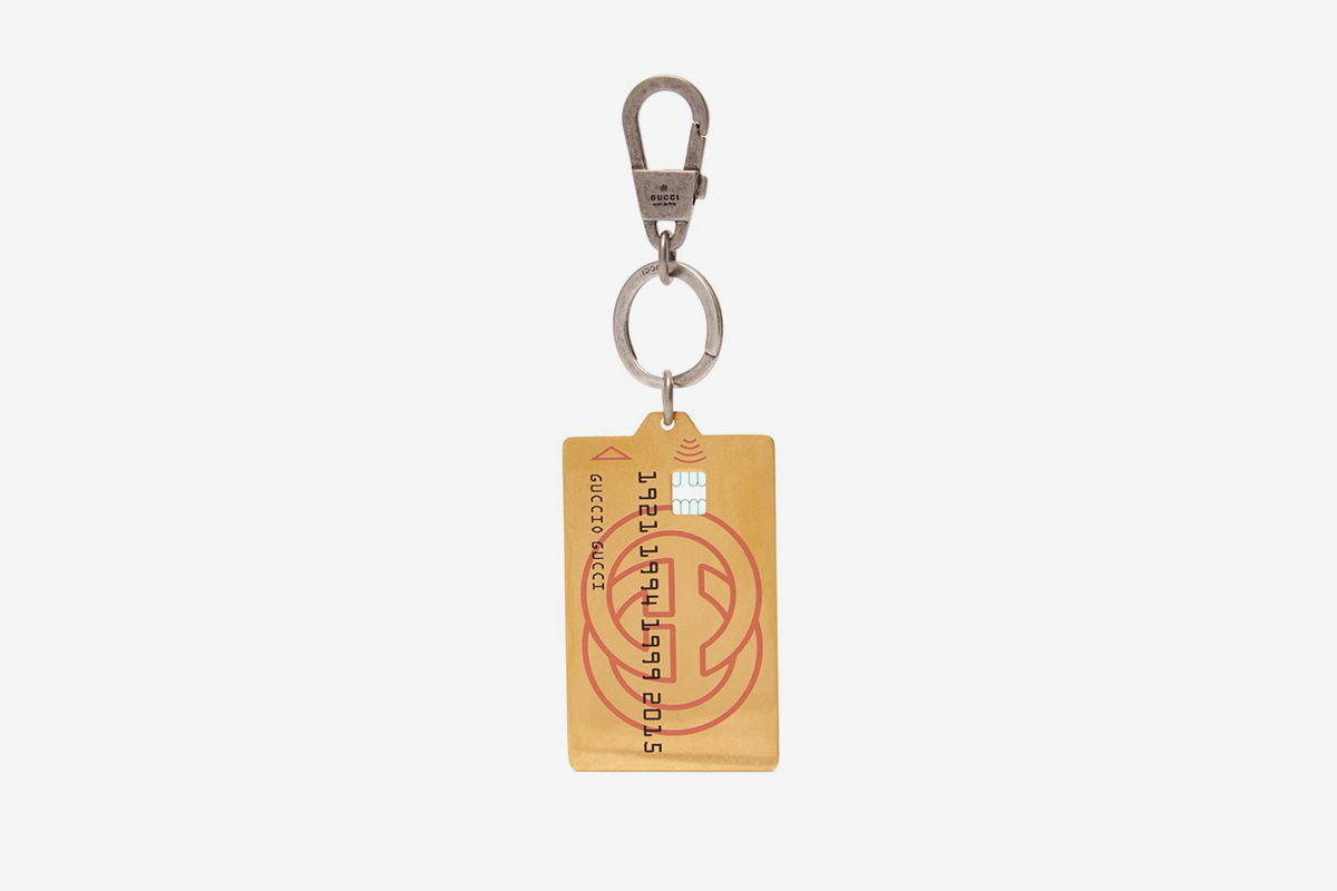 Credit Card Key Ring