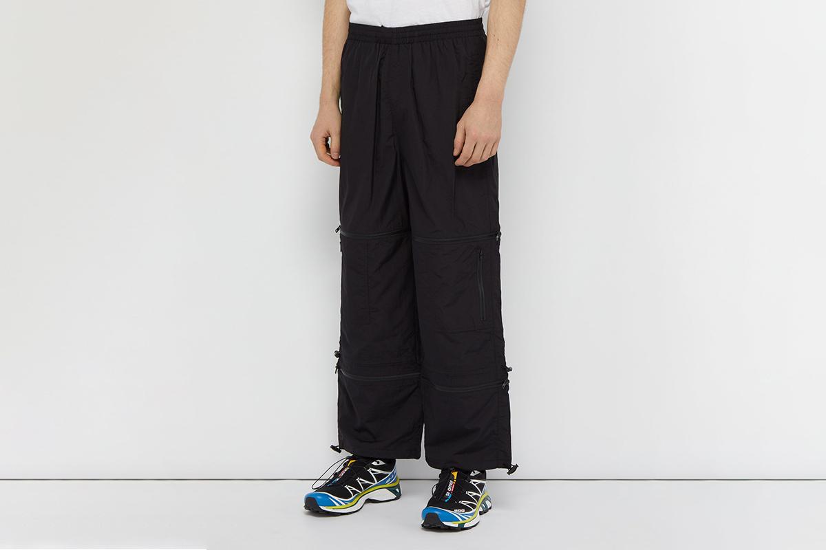 Zipped Shell Track Pants