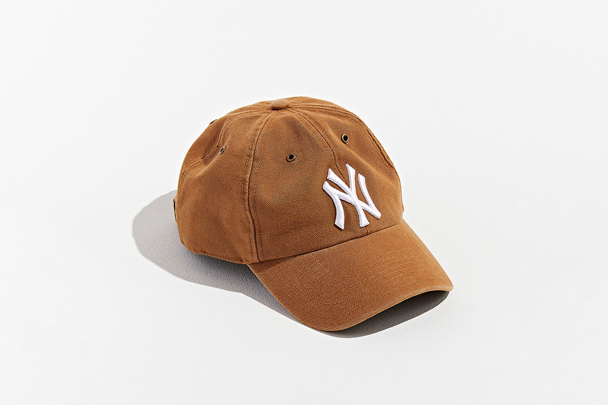 New York Yankees Dad Baseball Hat