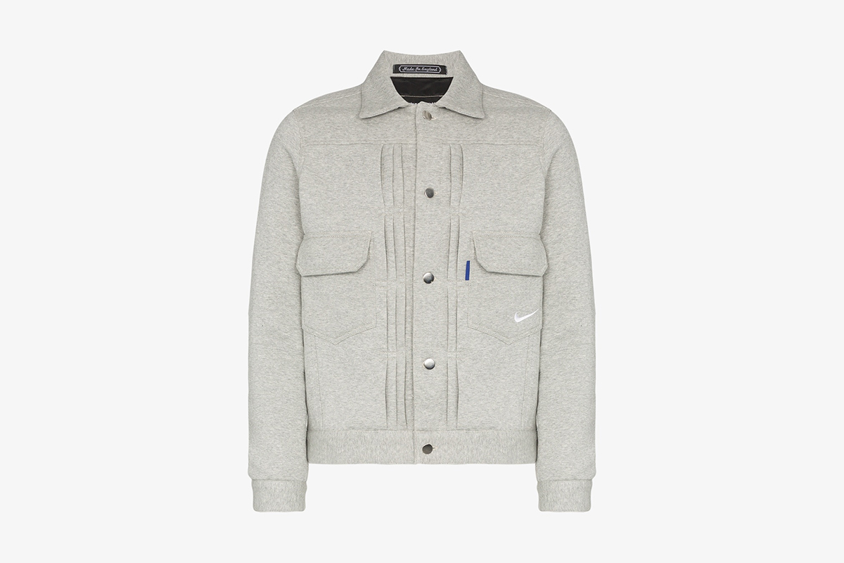 Nike Reconstructed Western jacket