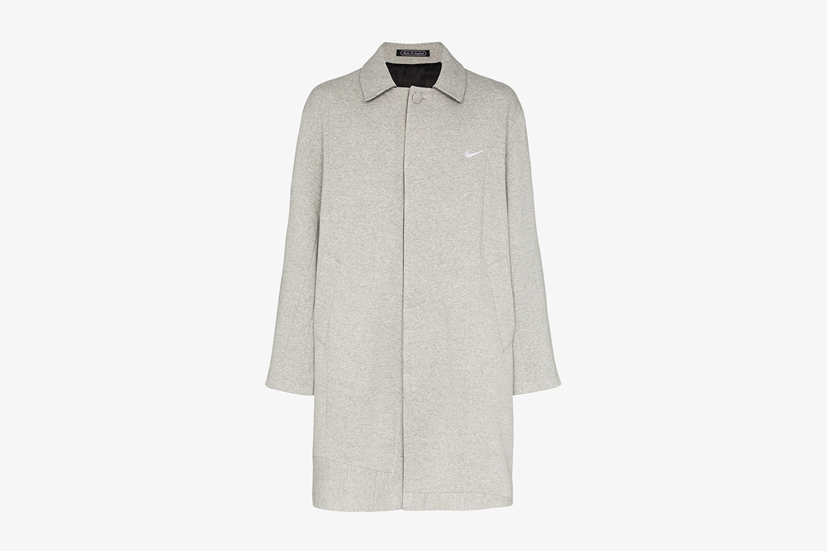 Nike Reconstructed Cotton Overcoat