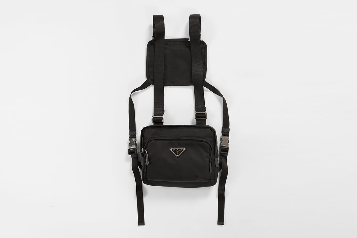 Linea Rossa Harness Bag