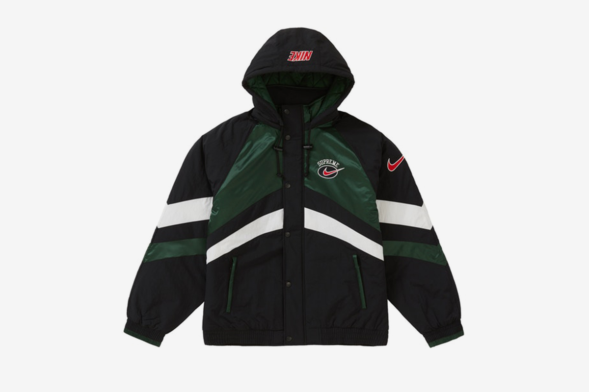 Hooded Sport Jacket