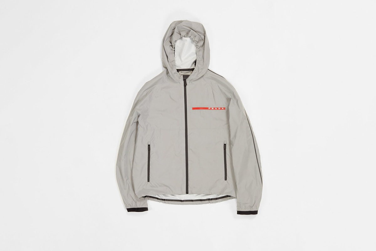 Reflective Zip Jacket
