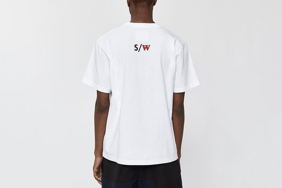 S/S Printed T-Shirt