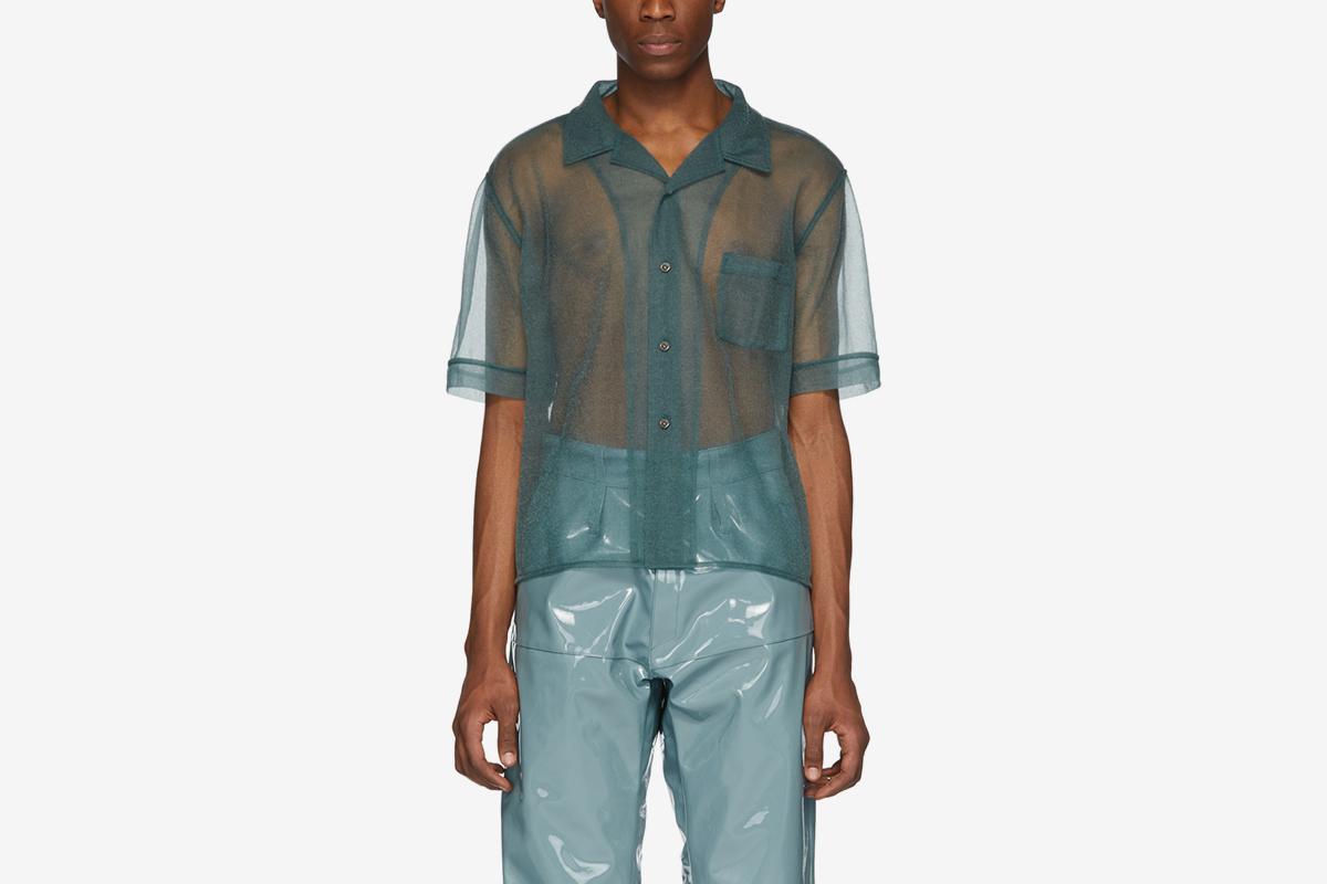 See-Through Luka Shirt