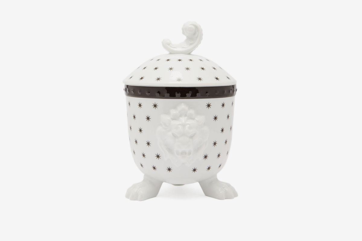 Fumus Zaccy Star-Print Scented Candle